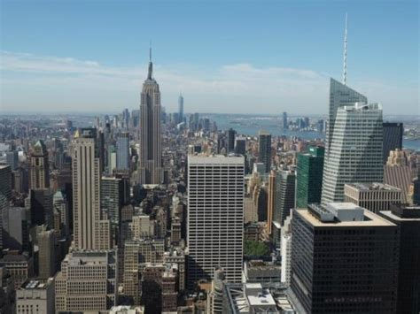 Freedom Tower Observation Deck Hours by Empire State Building Freedom Tower View Picture Of
