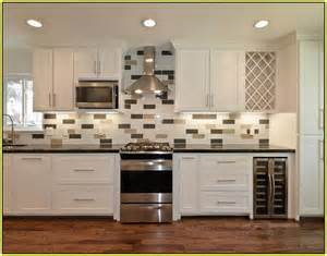 stainless steel mosaic tile home design ideas