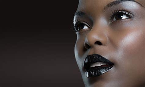 beauty  dark skin   wear winters gothic makeup  fashion  guardian