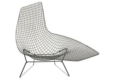 chaise bertoia knoll bertoia asymmetric armchair knoll milia shop