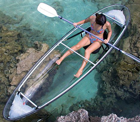 canoe through ray personal wherever scenic tour want cool go