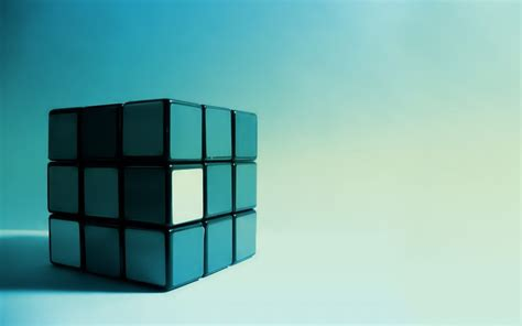 Cube Background Rubix Cube Wallpaper And Background Image 1366x768 Id