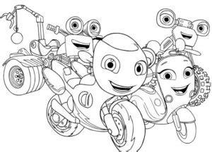 disegni da stampare  colorare  bambini gbr