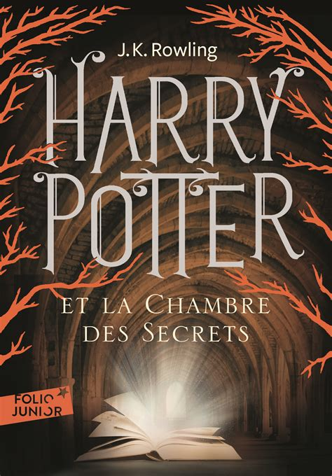 harry potter et la chambre des secrets livre harry potter tome 2