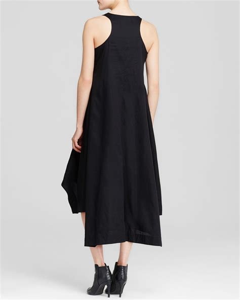flare tank top lyst eileen fisher the fisher project racerback tank