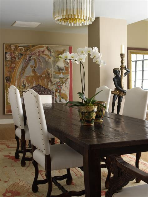 dining room leather chairs with traditional modern