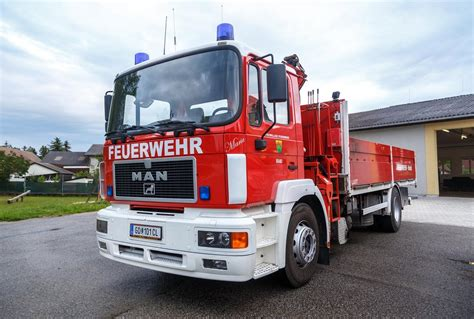 Freiwillige Feuerwehr Brand  Last Fahrzeuge
