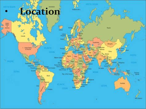 Is Geographical Location by Geographic Characteristic Of The Philippines
