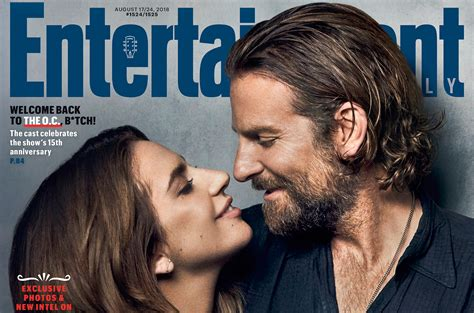 Lady Gaga & Bradley Cooper's 'entertainment Weekly' Cover Read The Interview Billboard