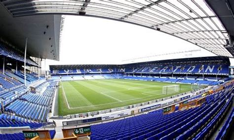 Everton announce plan for new stadium in nearby Walton ...