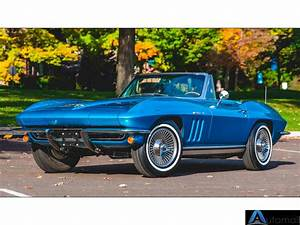 1965 Chevrolet Corvette Convertible M20 4