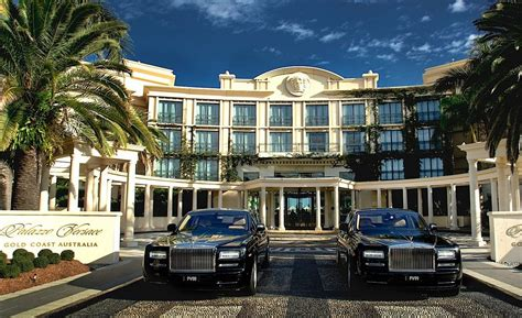 Palazzo Versace Australien by Rolls Royce Experience At Gold Coast Palazzo Versace Hotel