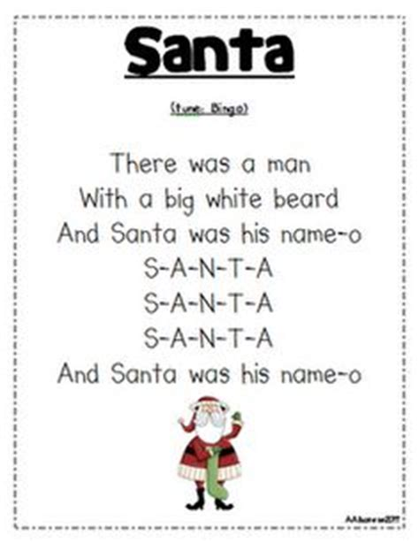 santa song great song to add to our calendar time during 420 | f16650f7c2e6a58ec41ec4294b22d6c6