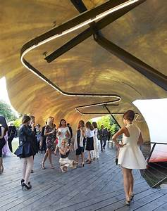 Gallery of Smiljan Radic's Serpentine Pavilion / Images by ...