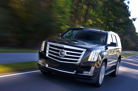 2015 Cadillac Escalade Reviews And Rating