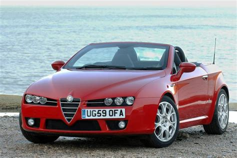 Alfa Romeo Spider (2007-2012) Used Car Review
