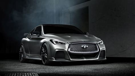 infiniti  project black  concept wallpapers hd