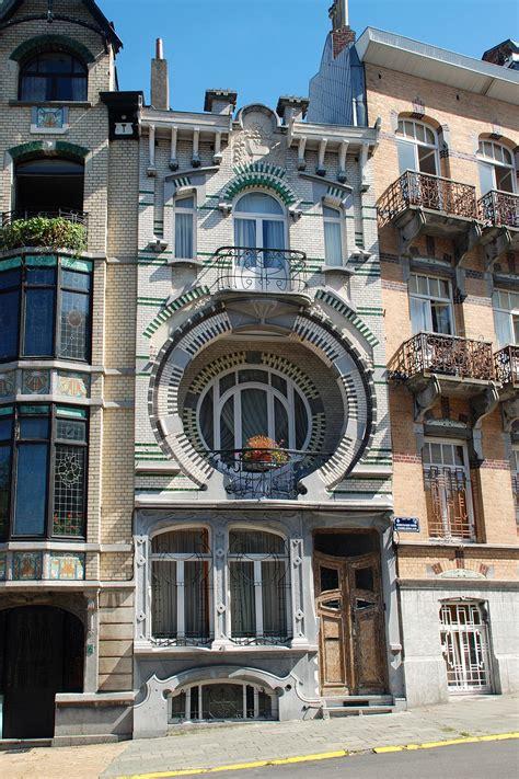 Art Nouveau En Bruselas  Wikipedia, La Enciclopedia Libre