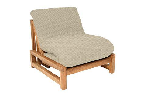 single futon bed single seater solid oak sofa bed futon company