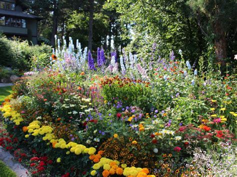 Splendid Summer Evenings At Bibler Gardens Flathead