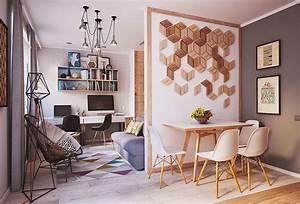 Come Arredare una Casa di 40 mq: 5 Progetti di Design MondoDesign it