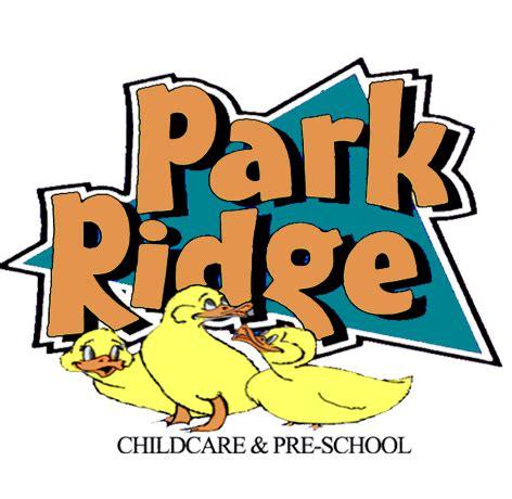 park ridge child care and preschool our menu 805 | logo
