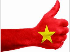 Vietnam Flag Hand Thumbs · Free image on Pixabay