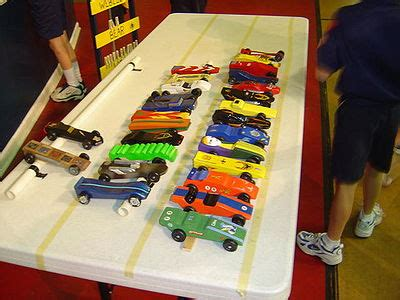 build  pinewood derby carappendices wikibooks