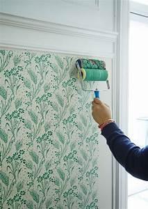 les 25 meilleures idees de la categorie papier peint sur With peindre le papier peint