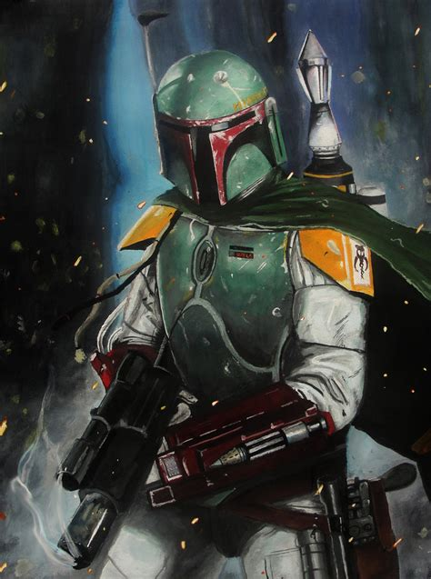 Rumor Star Wars Spinoff Film To Feature Han Solo, Boba Fett