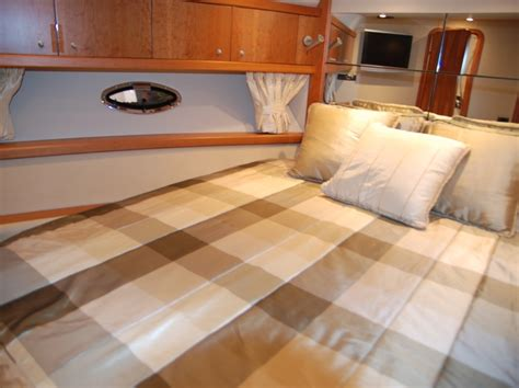 sail   sleep  custom boat bedding elegant