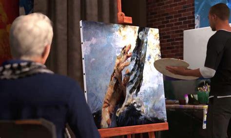 detroit  human walkthrough   home   painter