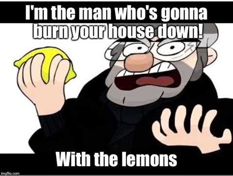 Stanford Meme - cave johnson mixed with stanford pines two of my favorite science nerds gravity falls