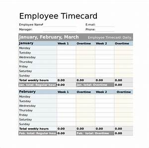 timesheet calculator with overtime