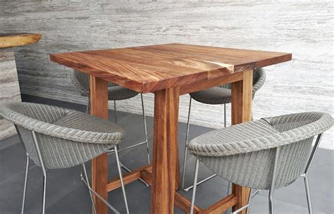 wooden tables modern wooden bar tables custom made in mexico