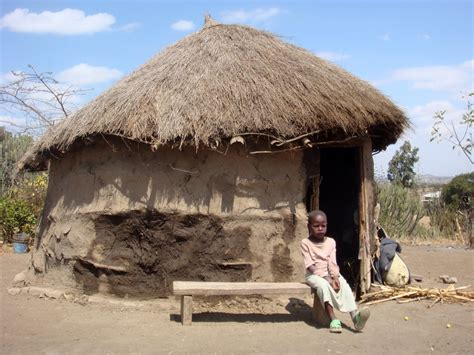 Tanzania - Africa vernacular architecture