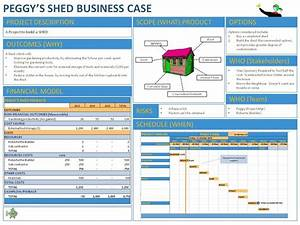 page business case wiluprojectscom gqabd2db With presenting a business case template