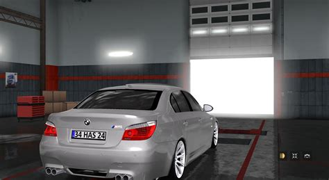 Mod Car Bmw Minecraft 1 5 2 by Bmw M5 E60 V2 0 Car Mod Truck Simulator 2 Mods