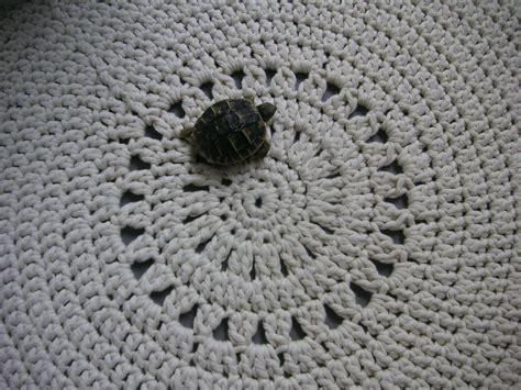 le tapis rond phildar madame fait du crochet