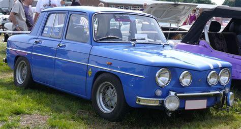Fileschaffen Renault 8 Gordini Wikimedia Commons