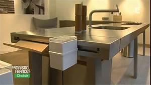 maison france 5 carrelage With photo de meuble de cuisine 5 stephane millet dans la maison france 5