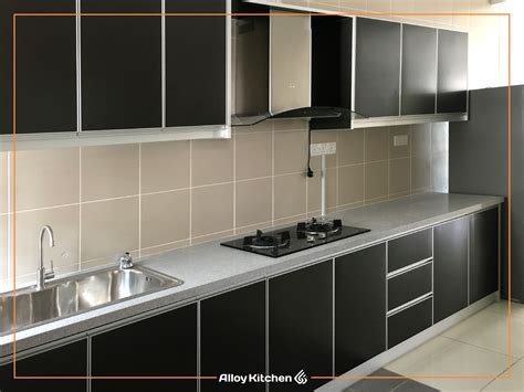 Cabinets Aluminum by Alloy Kitchen Aluminium Kitchen Cabinet Specialist