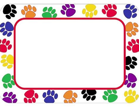 name tag template 6 best images of name tag templates printable preschool free printable name plate templates