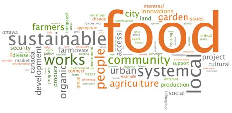 phrase cuisine local food program food labels organic
