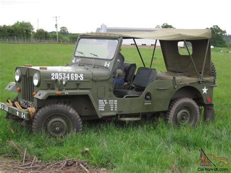 Mahindra Cj450 Jeep, Willys Jeep, Military Vehicle