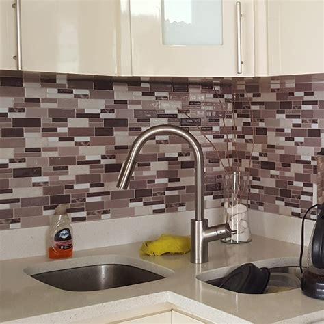 tile sheets for kitchen backsplash peel n stick tile backsplash bathroom wall tiles 10 pieces