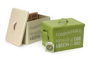 kompostbehälter küche burgon kompostbehälter the garden shop
