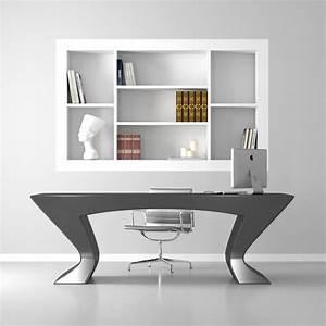 Bureau Moderne Design : bureau de design moderne fait en italie nefertiti ~ Teatrodelosmanantiales.com Idées de Décoration