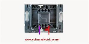 Cabler Un Va Et Vient : schema electrique branchement cablage ~ Voncanada.com Idées de Décoration