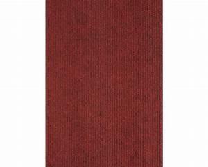 Teppichboden Meterware Günstig Online Kaufen : teppichboden rips messina dunkelrot 400 cm breit meterware bei hornbach kaufen ~ One.caynefoto.club Haus und Dekorationen